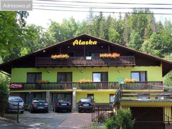 Hotel/pensjonat Wisła Dziechcinka, ul. Dziechcinka