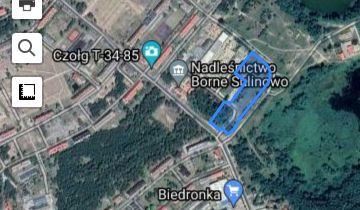Działka budowlana Borne Sulinowo. Zdjęcie 1