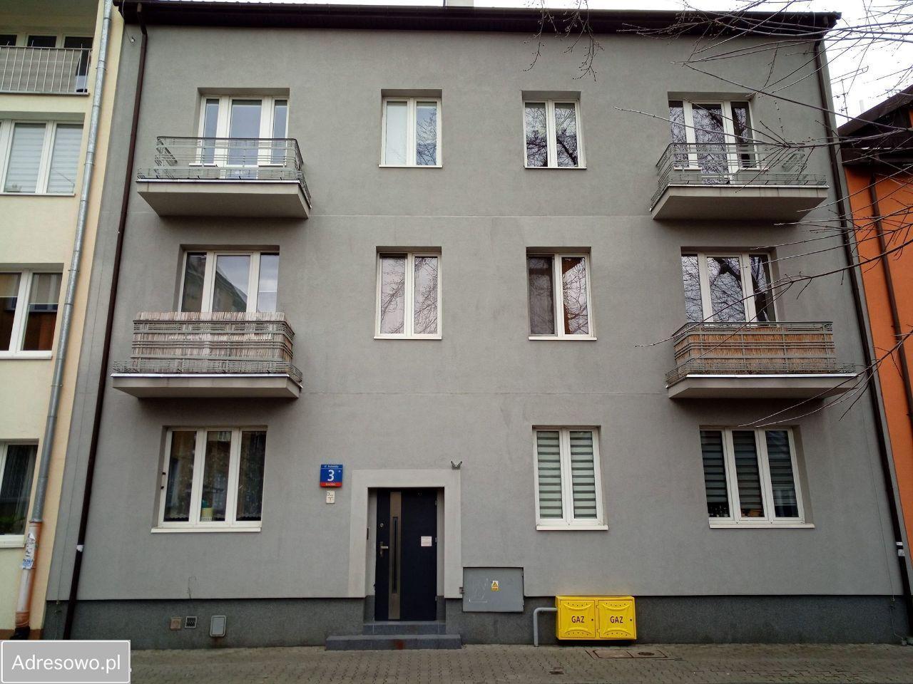 Mieszkanie 1-pokojowe Warszawa Praga-Południe, ul. Dubieńska