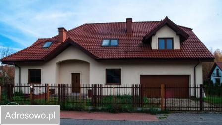 dom wolnostojący Papowo Toruńskie Osieki