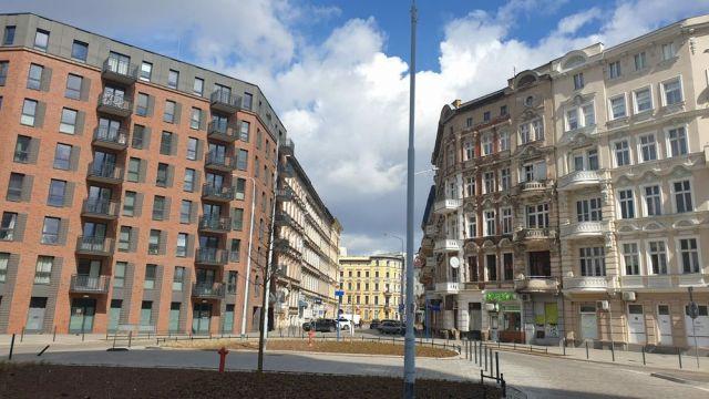 Mieszkanie 4-pokojowe Wrocław Śródmieście, ul. Benedykta Polaka