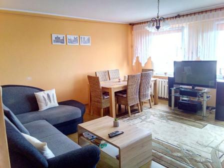 Mieszkanie 3-pokojowe Chojnice, ul. Jana Pawła II 1