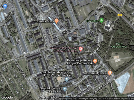 Mieszkanie 1-pokojowe Śrem, ul. Leopolda Okulickiego 4