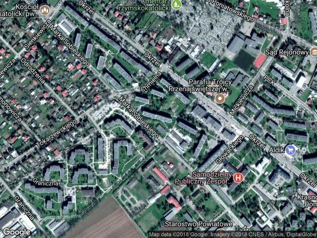 Mieszkanie 2-pokojowe Krasnystaw, ul. Chmielna 5