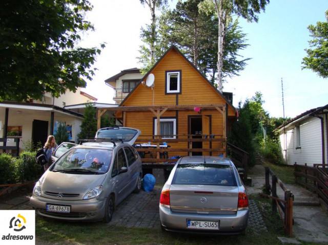 dom letniskowy Władysławowo, ul. Drogowców