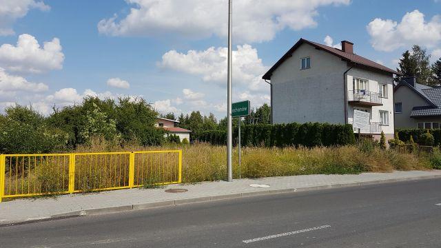 Działka budowlana Ciechanów, ul. Kwiatowa
