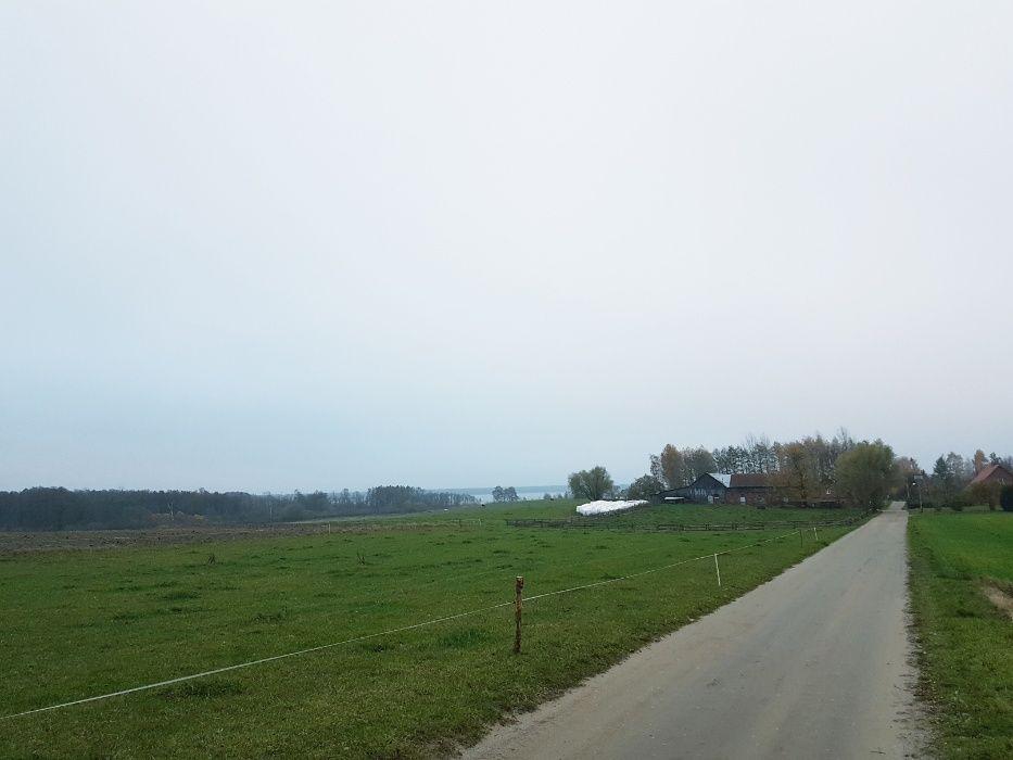 Działka rolna Jerzwałd