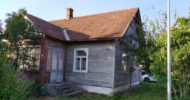 dom wolnostojący, 4 pokoje Jedlicze Borek, ul. Ignacego Łukasiewicza