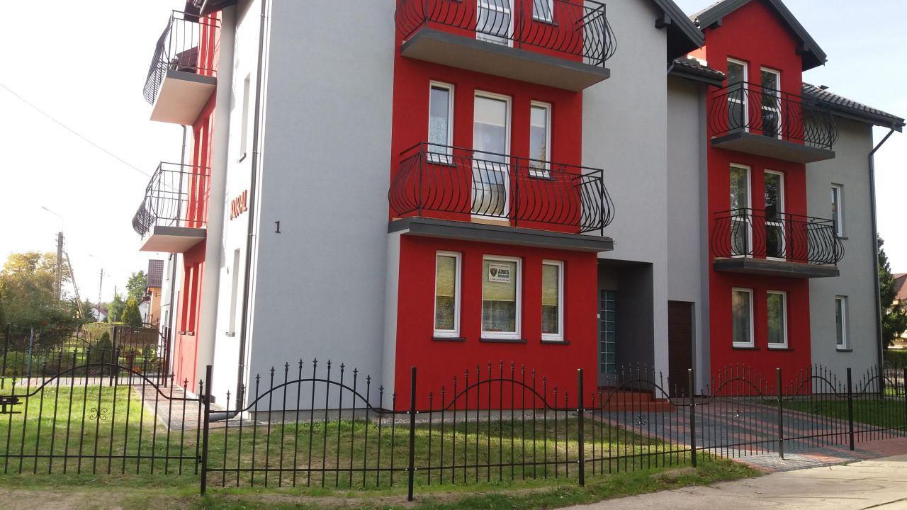 dom wolnostojący, 18 pokoi Gdańsk Sobieszewo, Wąska 1
