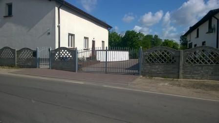 dom wolnostojący, 8 pokoi Kamionki Duże, Kamionki Duże 14