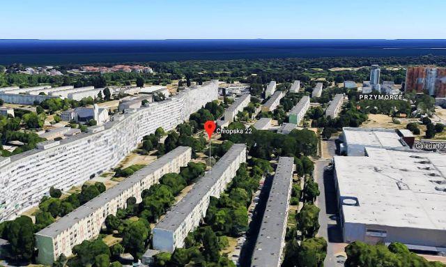 Mieszkanie 1-pokojowe Gdańsk Przymorze, ul. Chłopska 22