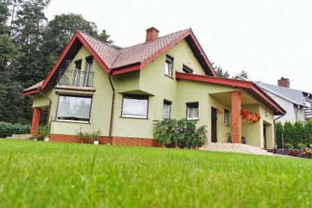 dom wolnostojący, 6 pokoi Mrągowo, ul. Łabędzia