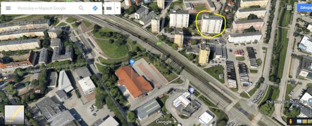 Mieszkanie 3-pokojowe Gdańsk Młyniska, ul. Marynarki Polskiej 136a