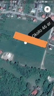 Działka budowlana Mława