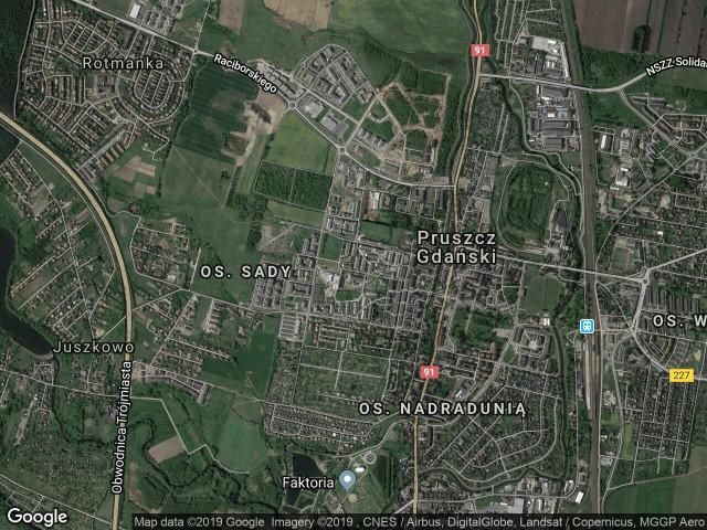 Mieszkanie 2-pokojowe Pruszcz Gdański, ul. Tysiąclecia