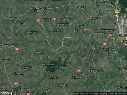 Działka rolno-budowlana Lubstowo