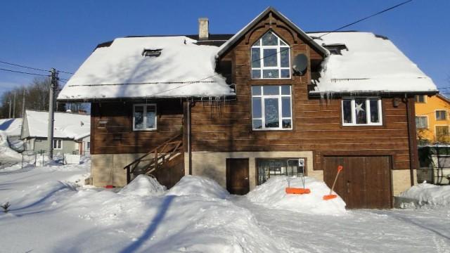 dom wolnostojący Jaśliska