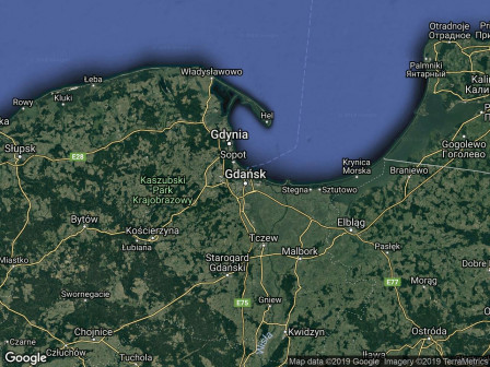 Mieszkanie 4-pokojowe Gdańsk Piecki, ul. Myśliwskie Wzgórze