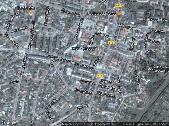 Mieszkanie 1-pokojowe Włodawa, ul. Tysiąclecia PP 6