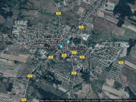 dom wolnostojący, 5 pokoi Kożuchów, ul. Limanowskiego 6