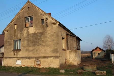 dom wolnostojący Wyszęcice