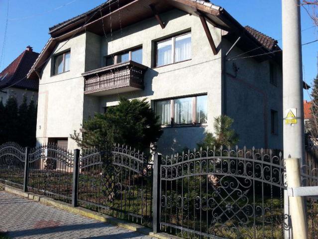 dom wolnostojący Gliwice Zatorze, ul. Brzozowa