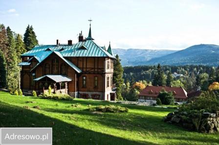 dom wolnostojący Szklarska Poręba, ul. Wolności 10