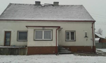 dom wolnostojący, 3 pokoje Ligota Dobrodzieńska
