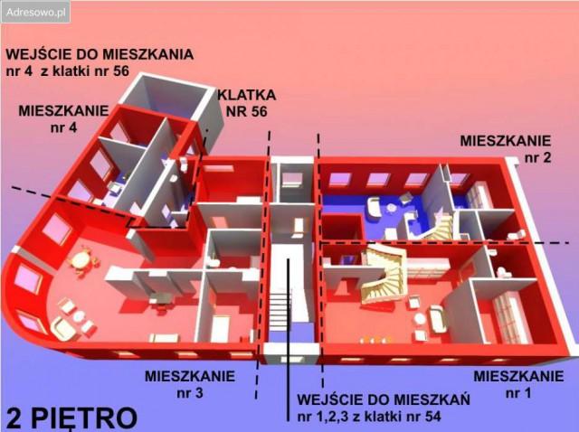 Mieszkanie 3-pokojowe Goleniów