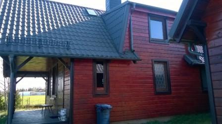 dom wolnostojący, 4 pokoje Szymbark