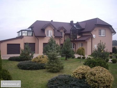dom wolnostojący, 6 pokoi Zduńska Wola Kolonia Karsznice, ul. Sportowa 4A