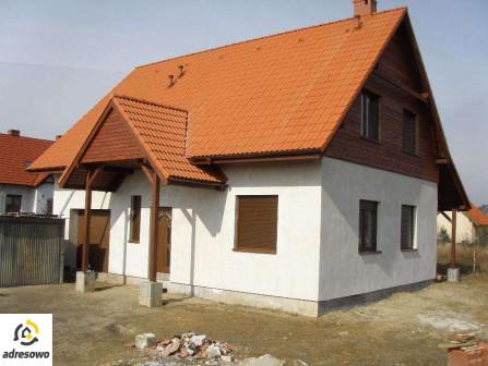 dom wolnostojący Wtelno