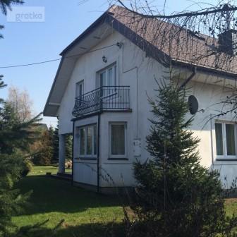 dom wolnostojący, 4 pokoje Płochocin Płochocin-Osiedle